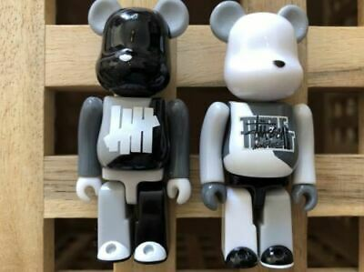 $436 • Buy Be@rbrick Undefeated 100% Mad Hectic & HH Bearbrick MEDICOM TOY