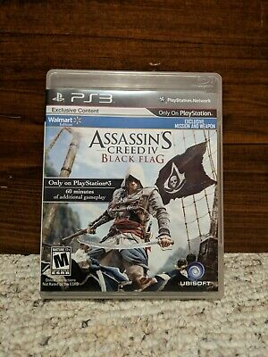 £0.71 • Buy Assassin's Creed IV: Black Flag (Sony PlayStation 3 PS3, 2013) Play Tested