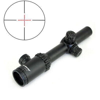 $289.98 • Buy Visionking 1-10x24 Rifle Scope First Focal Plane 4 Military Tactical Hunting