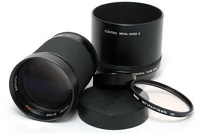 $ CDN1776.72 • Buy Zeiss F. Contax RTS 2/135mm Planar T* AE-G Made In Germany!