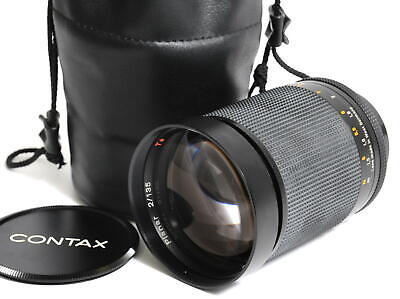 $ CDN1973.63 • Buy Zeiss For Contax RTS 2/135 Mm Planar T*