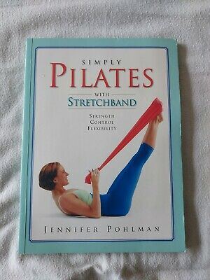 £1.50 • Buy Simply Pilates With Stretchband Book And Dvd