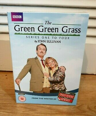 £17.95 • Buy The Green Green Grass - Series 1-4 - Complete - English (DVD, 2014, 8-Disc Set)
