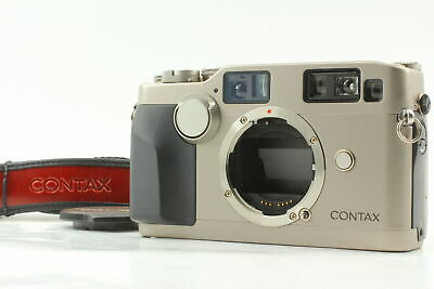 $ CDN1573.55 • Buy [Almost Mint + Strap] Contax G2D G2 D Rangefinder 35mm Film Camera From JAPAN