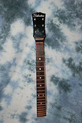 $ CDN125.73 • Buy RARE 1970 Silvertone Made In Japan Electric Guitar Neck Luthier Part