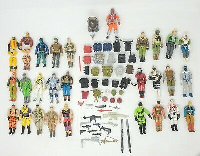 $ CDN149.99 • Buy GI Joe ARAH  - Vintage Large Miscellaneous Lot Of Action Figures And Accessories