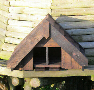 £68 • Buy Traditional Dovecote, Dove Cote For 2 Pairs Of Doves. Rustic Solid Timber. Brown