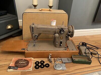 £75 • Buy Singer 306K Automatic Swing-Needle Semi Industrial Machine With Discs