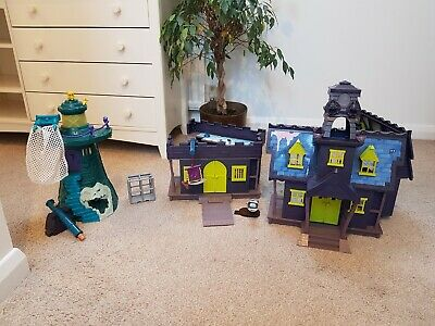 £20 • Buy Scooby Doo Bundle - Haunted Mansion, Forte, Lighthouse, Cannons - Collect CO12