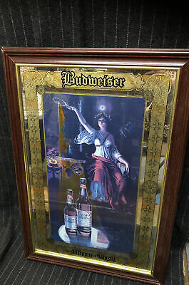 $ CDN376.40 • Buy Vintage Budweiser Mirror Of Truth No N7740 Made In U.S.A Collectible