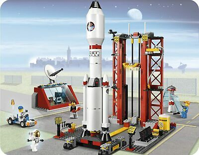£50 • Buy LEGO CITY: Space Centre (3368): 100% COMPLETE With INSTRUCTIONS