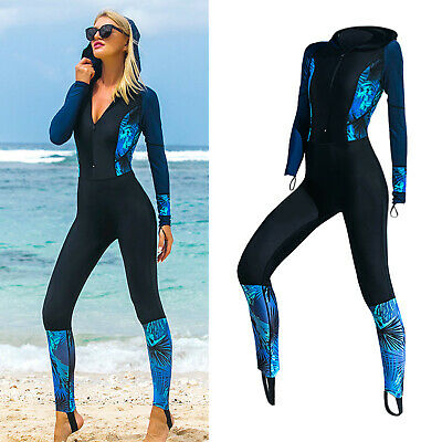 $30.27 • Buy Dive Skin Full Body Stretch Diving Suit Swimwear Surf Snorkeling Wetsuit