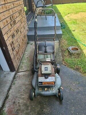 AU800 • Buy Victa Vintage Mower Self Propelled After The 15th Of Nov I'm Keeping The Mower
