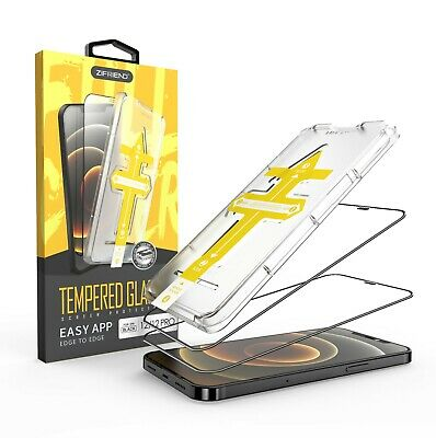 AU4 • Buy Tempered Glass Screen Protector For Apple IPhone 12 11 Pro XR 8 7 Max Mini