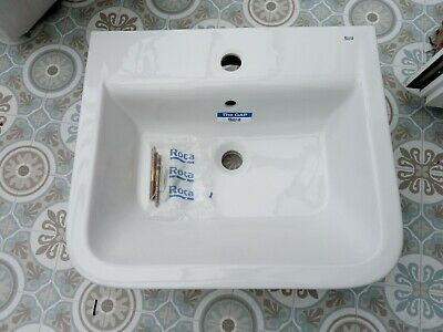 £20 • Buy ROCA Wallfix Basin, Brand New Still In Box, Single Tap Hole Collection Only