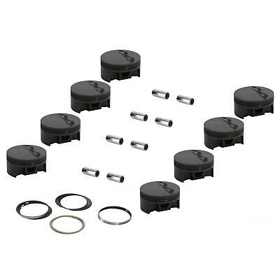 $747.35 • Buy MAHLE 930200340 Forged Flat Top Pistons, 4.040 Bore, SBC