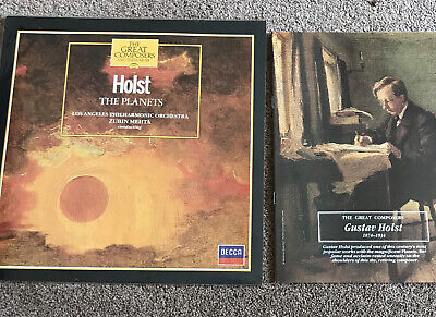 £5 • Buy Holst The Great Composer LP And Magazine