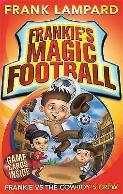 £0.99 • Buy Frankie's Magic Football: Frankie Vs The Cowboy's Crew: Book 3 By Frank Lampard