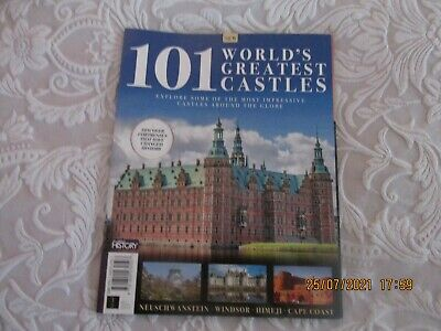 £4.99 • Buy All About History Series       101 Worlds Greatest Castles