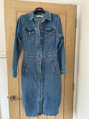 £4.80 • Buy Michelle Keegan's First Collection For Very - Long Denim Dress