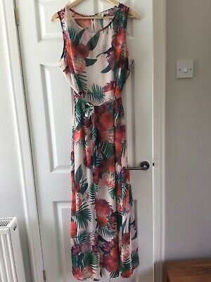 £7.99 • Buy Dorothy Perkins Billie And Blossom Maxi Size 18