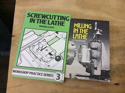 £5 • Buy Live Steam Milling And Srew Cutting In The Lathe . Myford