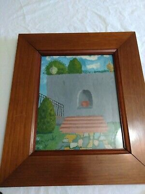 $ CDN86.86 • Buy Sammie Lou Little 1938 Vtg Antique Painting 16 By14