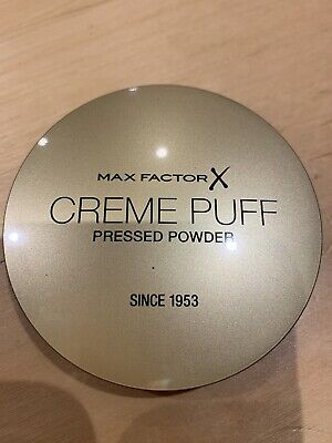 £1.80 • Buy Max Factor Creme Puff Pressed Powder 81 Truly Fair Brand New