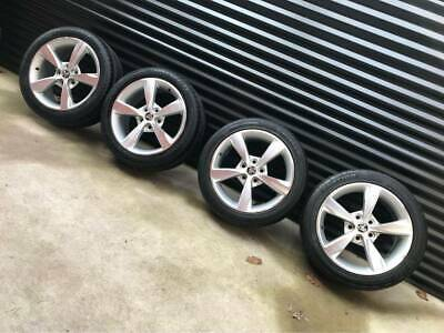 AU750 • Buy Holden Commodore VF SV6 Wheels And Tyres 245 45 18
