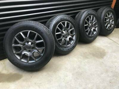 AU950 • Buy Ford Ranger Wildtrak FX4 Wheels And Tyres New 265 60 18 Inch