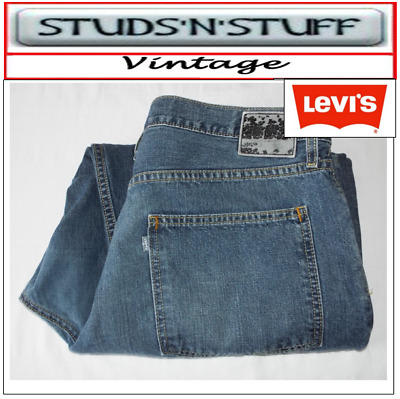 £16.99 • Buy Vintage Levis Silver Tab Baggy Fit Jeans W40  L30  Aprox Size Uk  20  ( T200 )