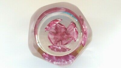 £20 • Buy Paperweight Strathearn With Label, Vintage