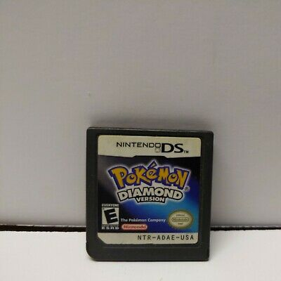 $44.95 • Buy AUTHENTIC Pokemon: Diamond Version Nintendo DS CART ONLY TESTED FAST!! GOOD!