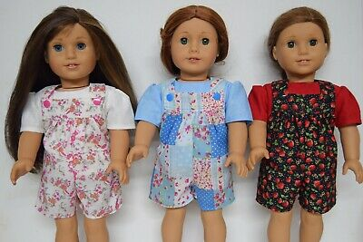 £5.99 • Buy Our Generation American Girl Short Dungarees & Top Set Clothes For 18inch Doll