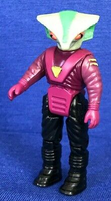 £14.99 • Buy Vintage Dino Riders Sidewinder Action Figure 1987 Tyco Toys Triceratops Driver