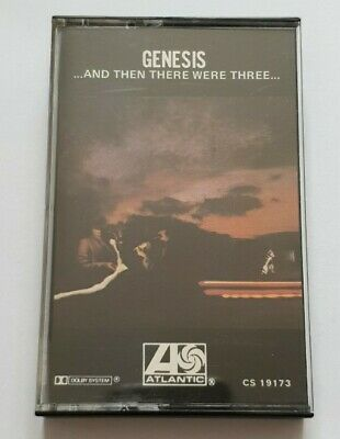 £15 • Buy Genesis Album  ... And Then There Were Three...  Vintage Audio Cassette