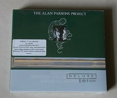 £8.52 • Buy 2 CD : The ALAN PARSONS PROJECT 'Tales Of Mystery And Imagination' - DeLuxe Ed.