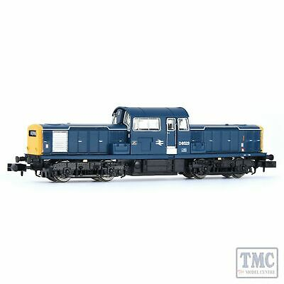 £268.75 • Buy E84506 EFE Rail N Gauge Class 17 D8523 BR Blue DCC Sound Fitted By TMC