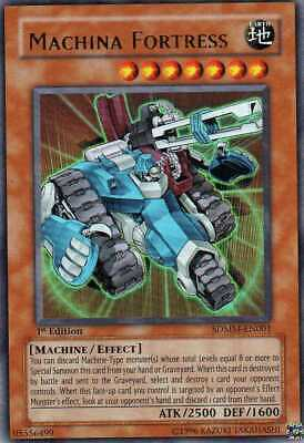 $1.99 • Buy YuGiOh Machina Fortress - SDMM-EN001 - Ultra Rare - 1st Edition Heavily Played