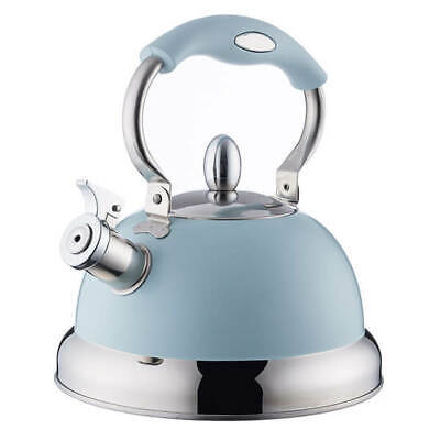 £25.80 • Buy Typhoon Living Blue Stove Top Kettle 2.5L