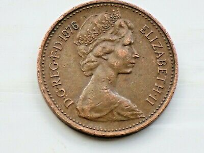 £1 • Buy RARE 1976 One NEW Penny 1p COIN Pre Decimal In 1983
