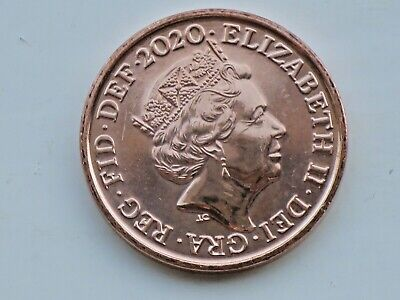 £0.99 • Buy RARE 2020 One PENNY 1p COIN EXCELLENT CONDITION