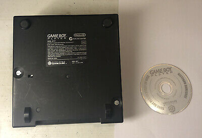 £170.88 • Buy Nintendo GameCube Gameboy Player With Startup Disc DOL-017 Tested Works Black