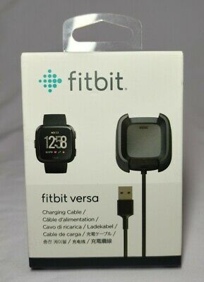 $ CDN11.17 • Buy Fitbit Versa Charger Charging Cable