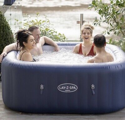 £659.99 • Buy Lay Z Spa Hawaii (2021) - 6 Person Airjet Hot Tub✅ FREE NEXT DAY DELIVERY🚚