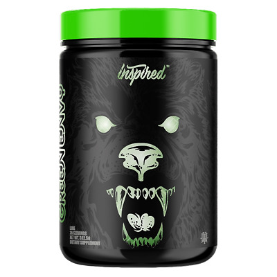 AU60.90 • Buy Inspired Nutraceuticals DVST8 BBD Limited Edition Green Envy