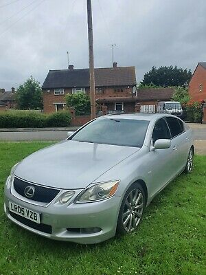 £3800 • Buy Lexus Gs430  With Lpg In Silver With Black Leather