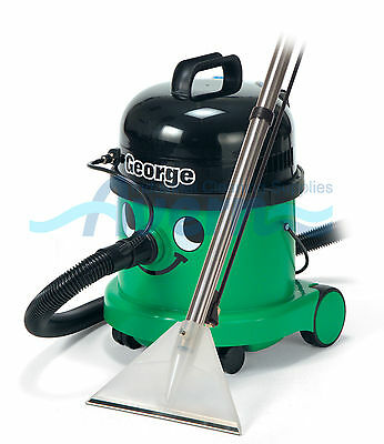 £238.99 • Buy Henry Carpet Cleaner George Vacuum Upholstery Domestic Perfect For Home Use!