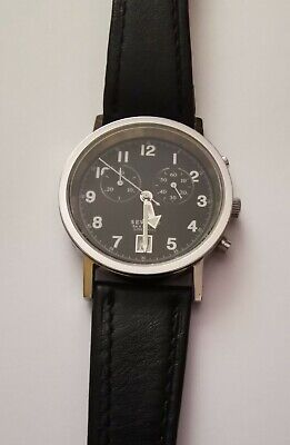 $ CDN104.37 • Buy Vintage Sewills Of Liverpool Chronograph Gents Watch (Working) See Description