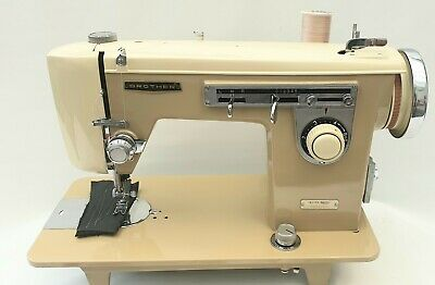 £349 • Buy BROTHER Semi Industrial Sewing Machine Three Position Needle,for Leather,Canvas